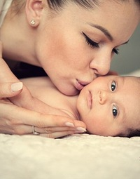 торты на рождения ребенка фото