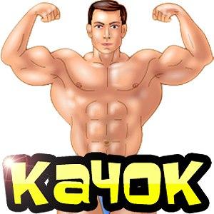 Приложение в VK Качок .
