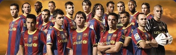 Name, futbol club barcelona football squad soccer jul submitted by fcb