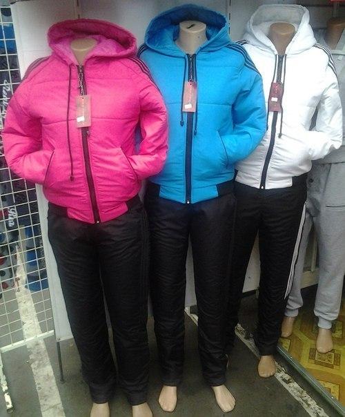 Теплые спортивные костюмы женские адидас