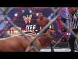 Extreme Rules 2009 - Randy Orton vs. Batista: WWE Title Steel Cage Match