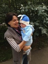 Варвара Васильева, 13 октября , Москва, id1225219