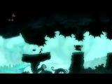 39 - Прохождение Rayman Origins - Гонка 6 - Игра в тени - Докучливые храмы