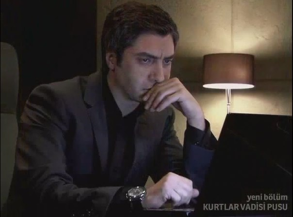 Polat alemdar updated his profile picture