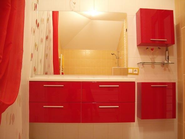 Изготовим влагостойкую мебель для ванной комнаты с применением.