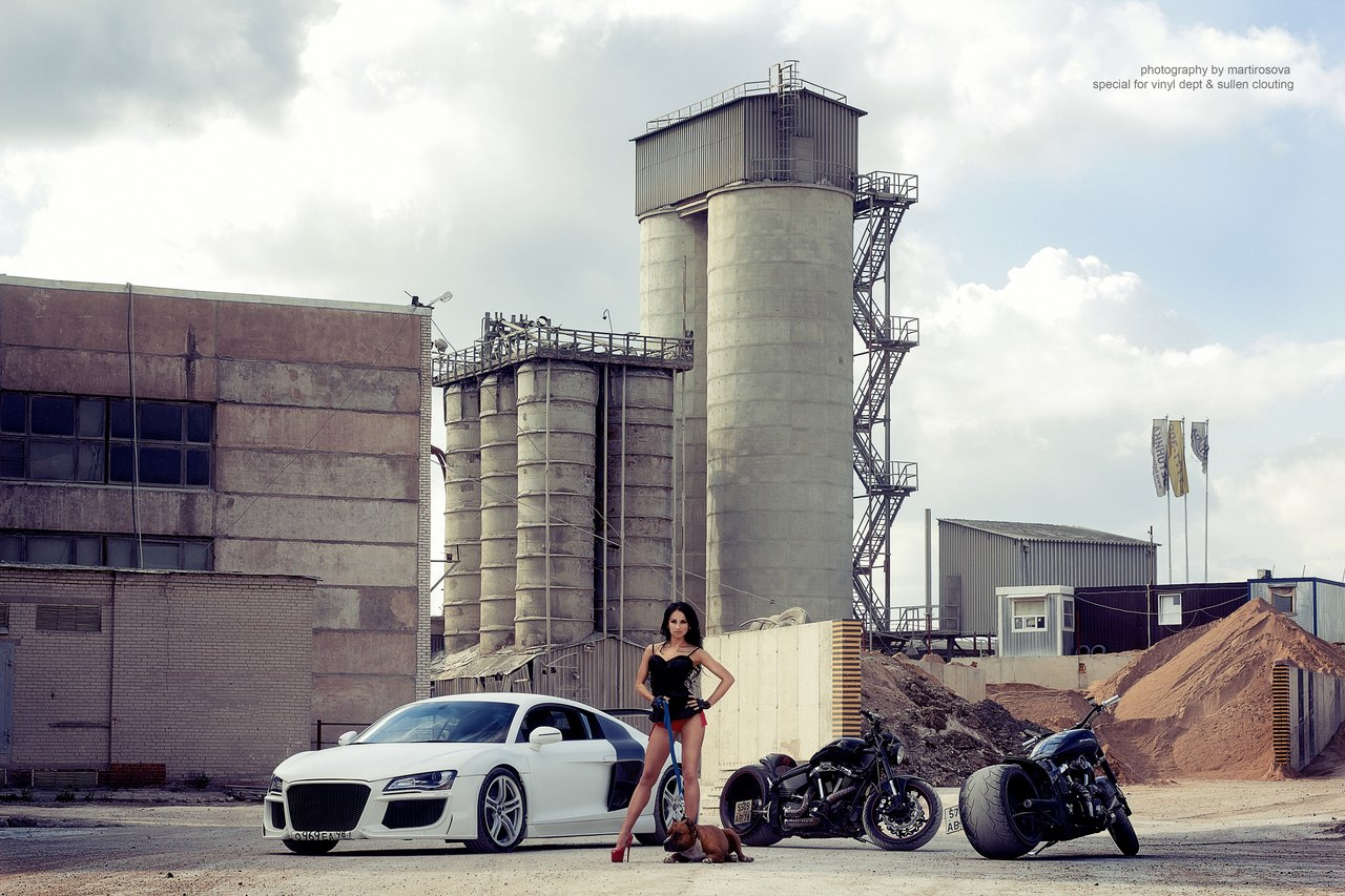кастомайзинг мотоциклов db design