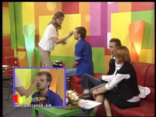 Ранок на Поділлі - Анна Демченко - Ч-1 - ефір 02,08,13