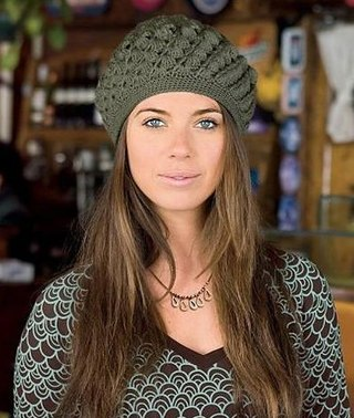 шапки, схема вязания шапок