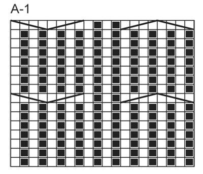 Вяжите резинкой 1 х 1 6 см. Перейдите на спицы 4 мм и вяжите дальше так: резинкой... лицевая.