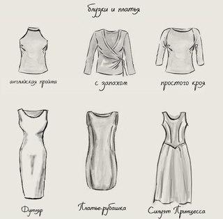 сшить платье футляр своими руками 56 размера