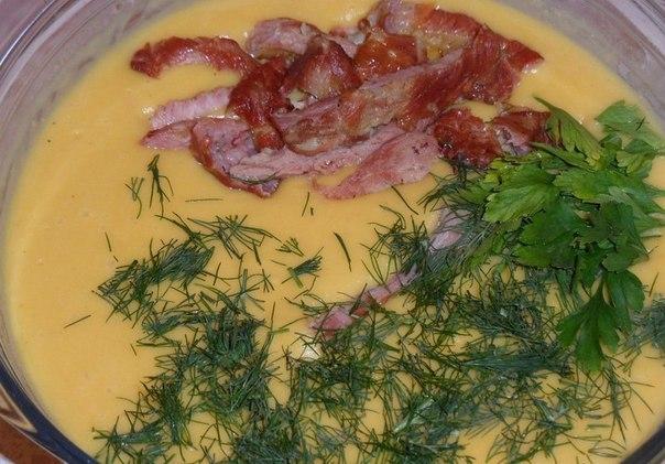 рецепты супа с копченостями