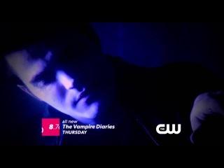 The Vampire Diaries 5x02 Season 5 Episode 2 Extended Promo
