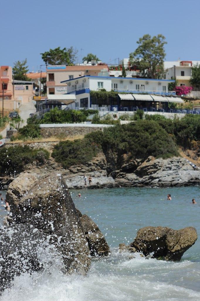 Отзыв об отеле bali star 3 в греции крит