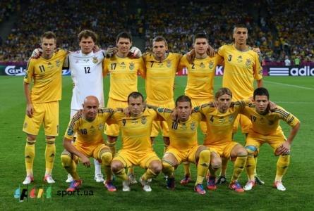 Збірна України Фото