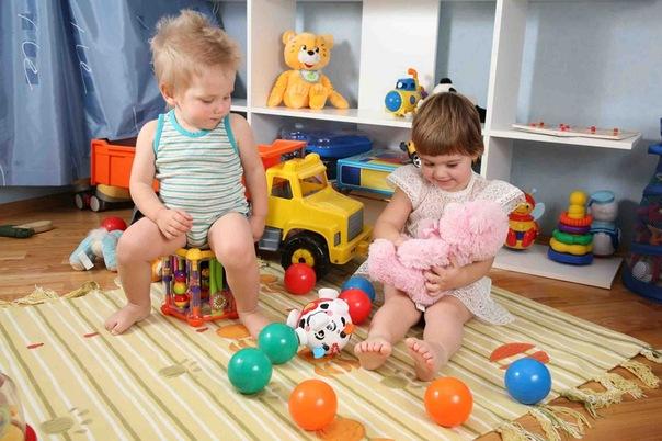 Игры детей - акт развития.