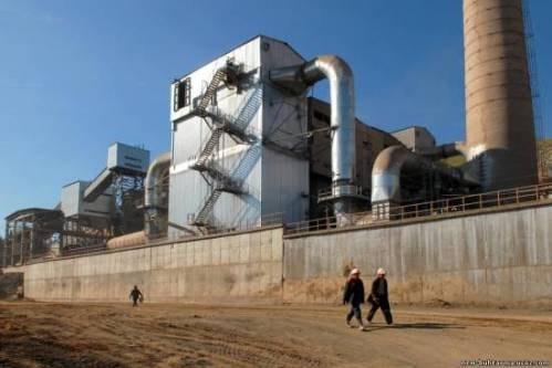 фото Бухтарминский цементный завод ХайдельбергЦемент HeidelbergCement