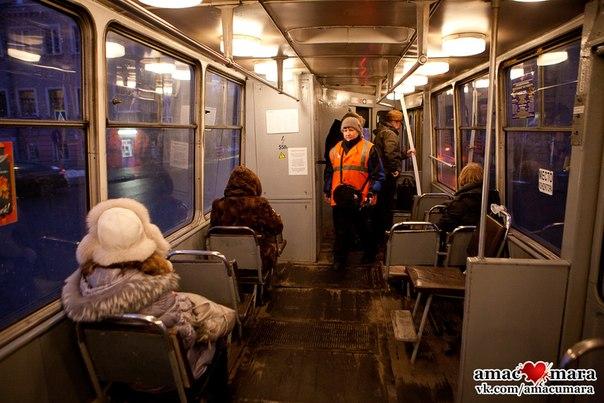 Безбилетный проезд в Петербурге