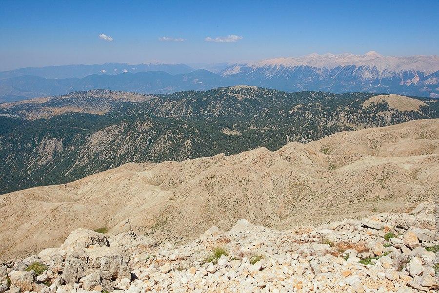 гора Тахталы Турция