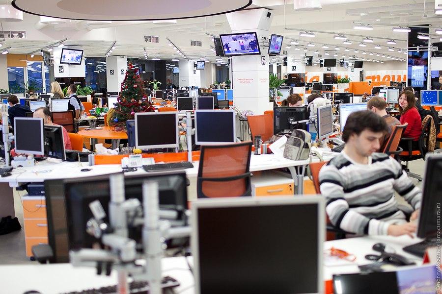 РИА Новости офис Москва ньюсрум