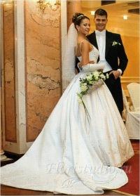Продам свадебное  бу пенза