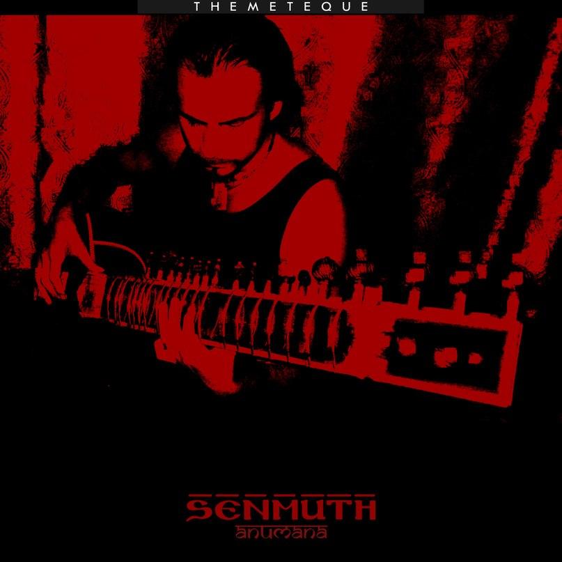 Senmuth - Anumana (2012)