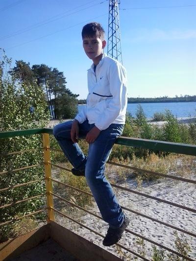 Егор Зинин, 29 марта 1999, Лянтор, id189852572