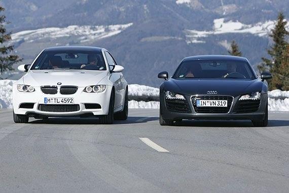Bmv Audi Vk