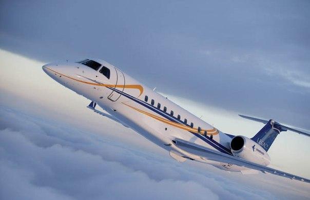 бизнес авиация global