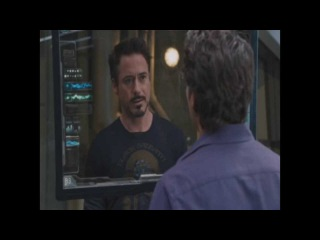 Tony Stark & Bruce Banner - Between the Bars