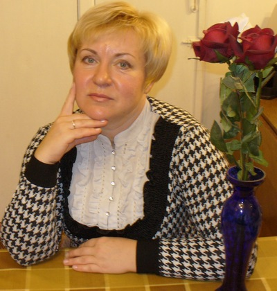 Елена Минеева, 23 марта 1964, Санкт-Петербург, id18068151