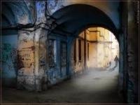Легендарные дворики Петроградской стороны