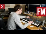 Alex Metric In The Studio With Future Music Part 2