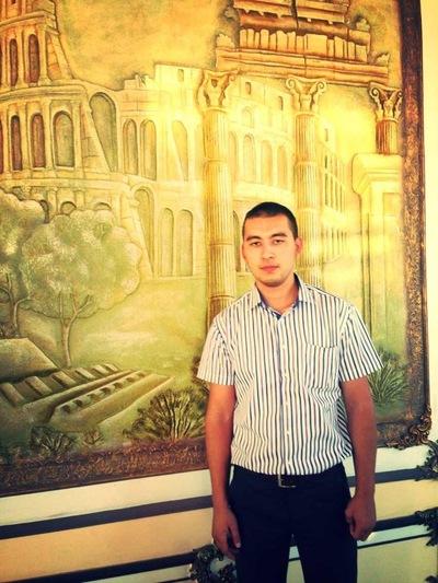 Санджар Шарипов, 23 октября , Одинцово, id225233397