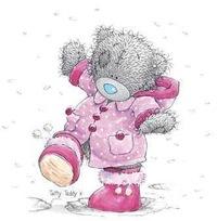 Мишка Тедди, 5 ноября 1998, Яранск, id185874419