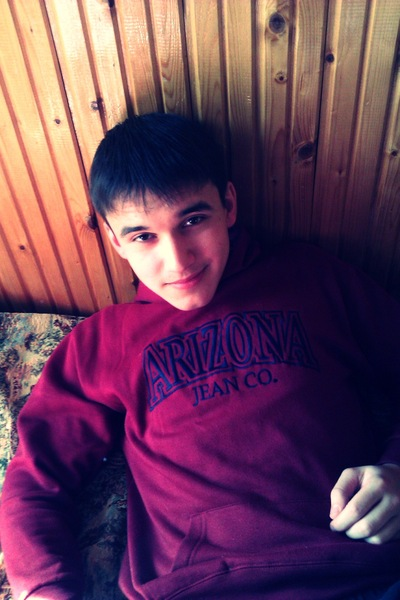 Радик Низамиев, 9 октября , Казань, id180093288