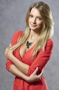 Анна Трофимова, 18 мая 1991, Санкт-Петербург, id171317815