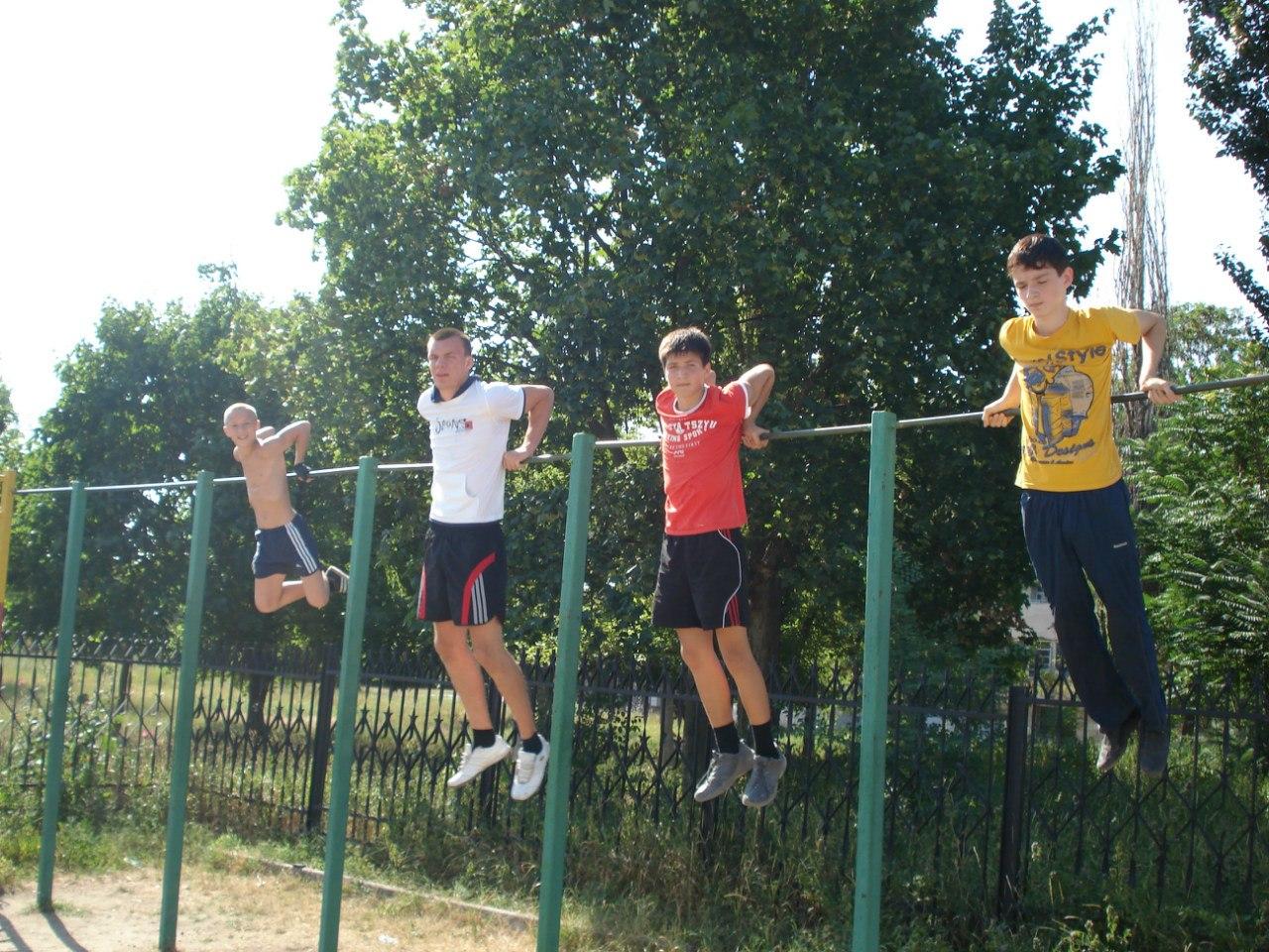 Состоялась Приднестровская пробежка в Тирасполе (1.07.2012)