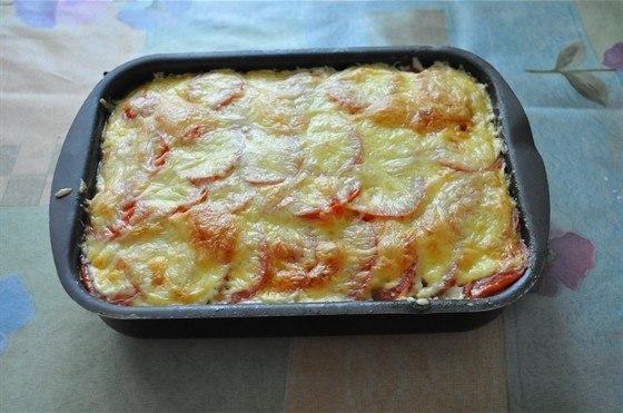 кабачков в духовке рецепт с фото