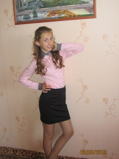 Маргарита Зименкова, 17 апреля , Уяр, id171400178