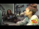 Zendaya & Her Dad Interviewed on Hot 99.5 10/18/13