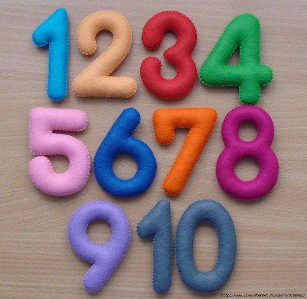 Как сделать маленькие цифры
