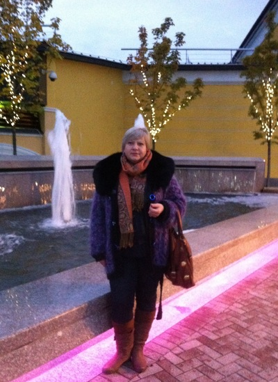 Светлана Лебедева, 26 февраля , Орехов, id205130274