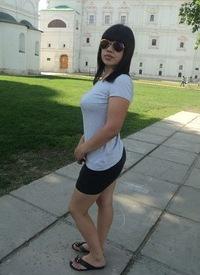 Татьяна Фомина, 28 мая 1988, Рязань, id148043280