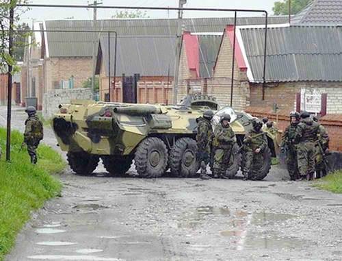 В ходе вооруженного конфликта на Северном Кавказе за неделю с 3 по 9 июня пострадали 14 человек