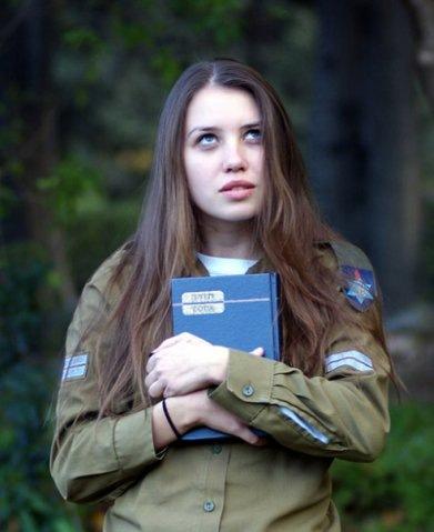 Самые красивые девушки израиля