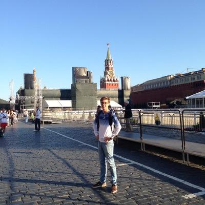 Даниил Хрыкин, 8 октября , Москва, id18397658