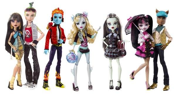 Как сделать свою куклу монстр хай своими
