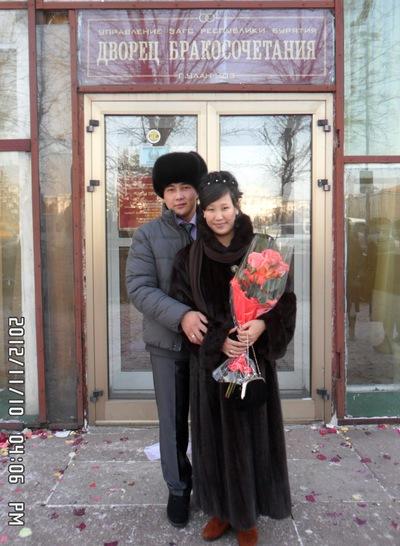 Яна Гармадоржиева, 2 сентября 1989, Улан-Удэ, id40683713