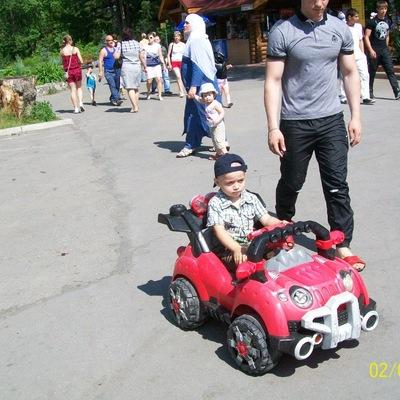Мухаммед Гиясов, 15 февраля 1995, Новосибирск, id189672831