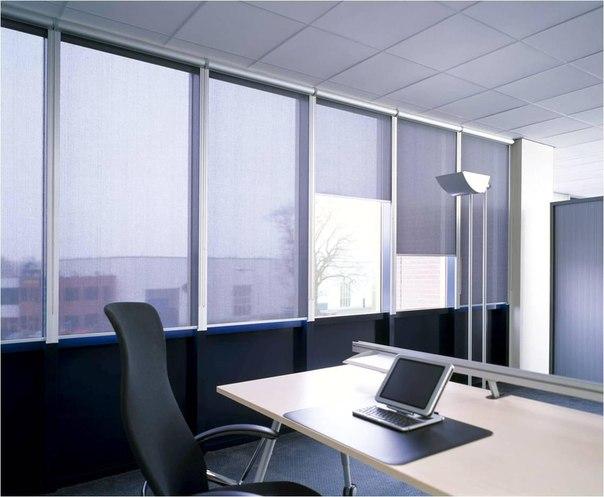 Тенденции современного подхода в строительстве офисов.